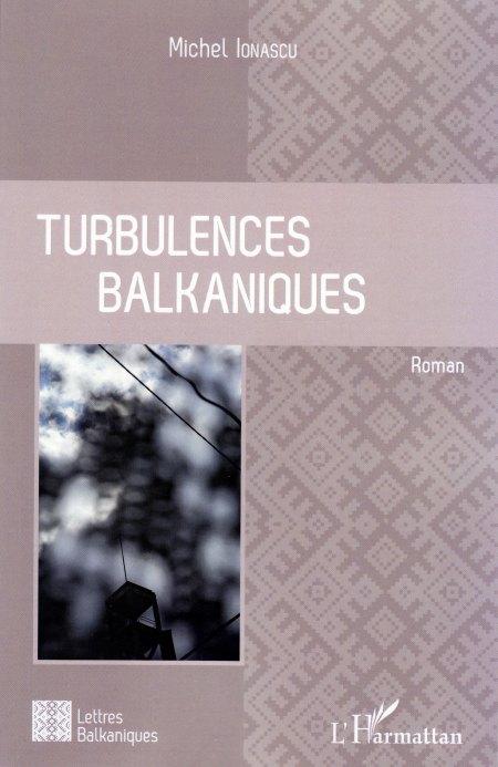 couverture Turbulences balkans